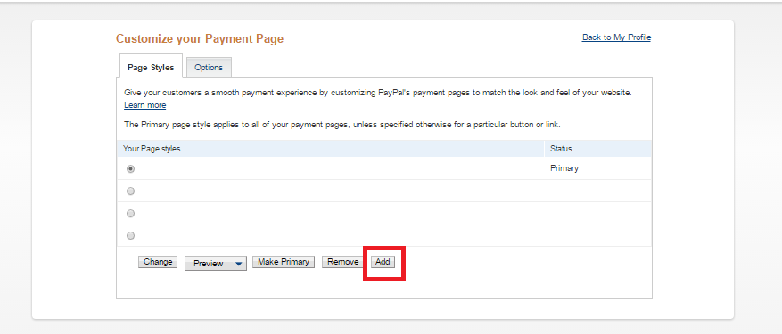 custom-payment-page